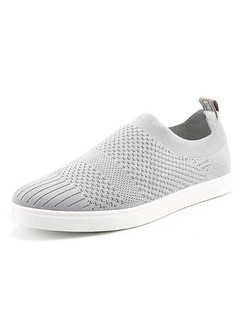 Pasabuy Grey and White Canvas Comfort  Shoes for Casual Office Work