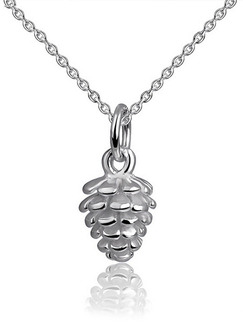 925 Silver With Chain Silver Chain Pendant