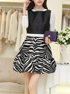 Korean Short Semi Formal Dresses