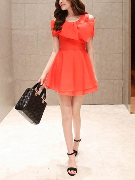 ef4d834bf1f1 White Off Shoulder Short Dress for Party Casual Evening DRESS.PH ...