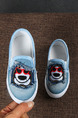 Blue Denim Comfort Boy Shoes for Casual Party