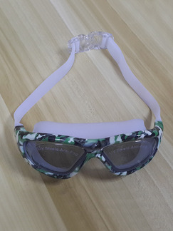 Camouflage Sport Goggles for Swim